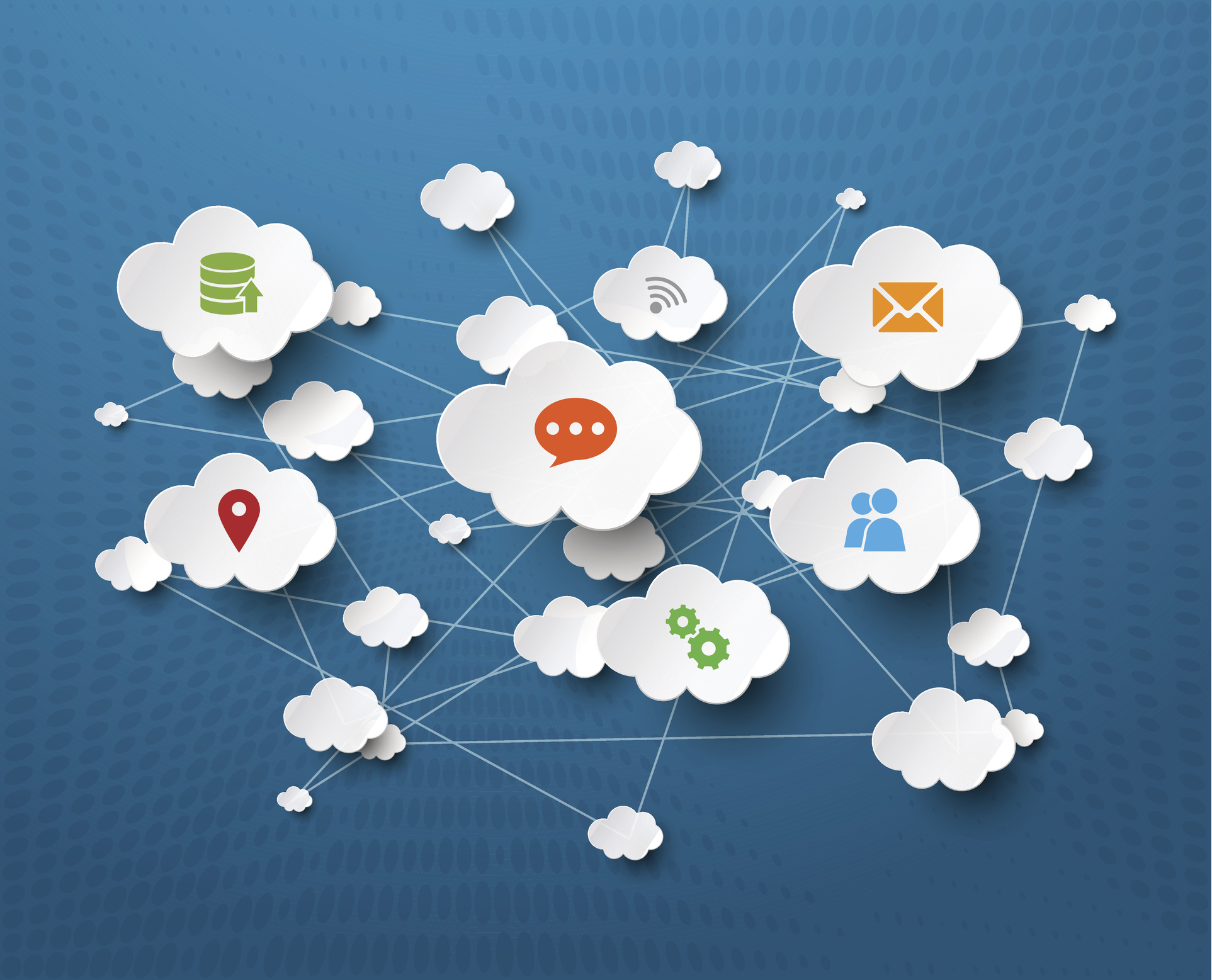 6 business activities that can benefit from the cloud.