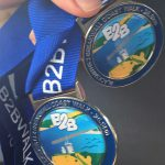 Medals from B2B