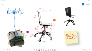 Microsoft Whiteboard Preview