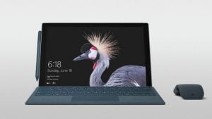New Surface Pro May 2017
