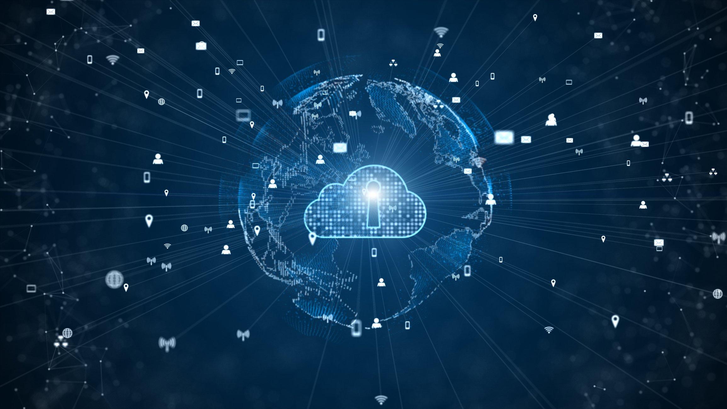 Secure your cloud data blog