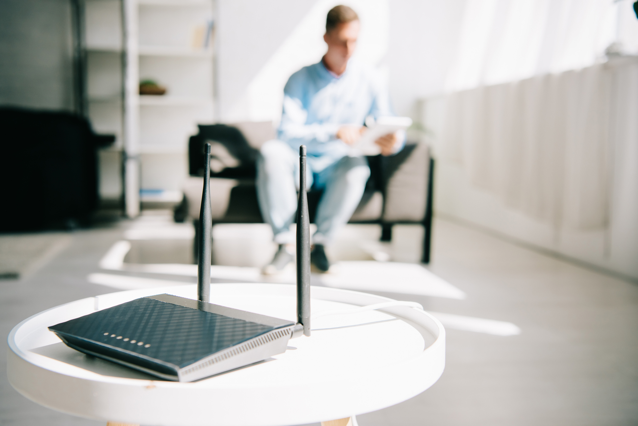 Select a wi-fi router blog