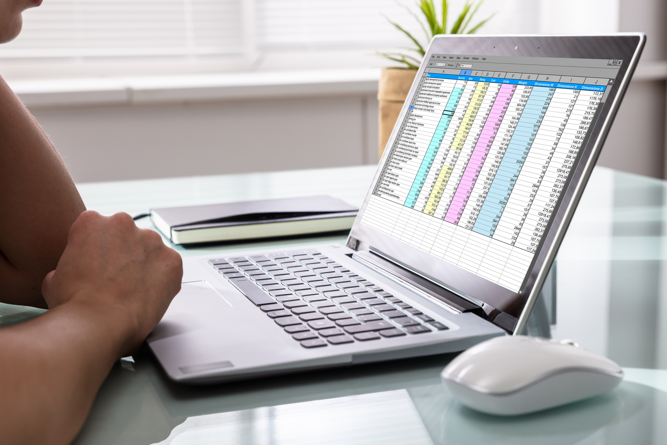 Tech Tips - Excel