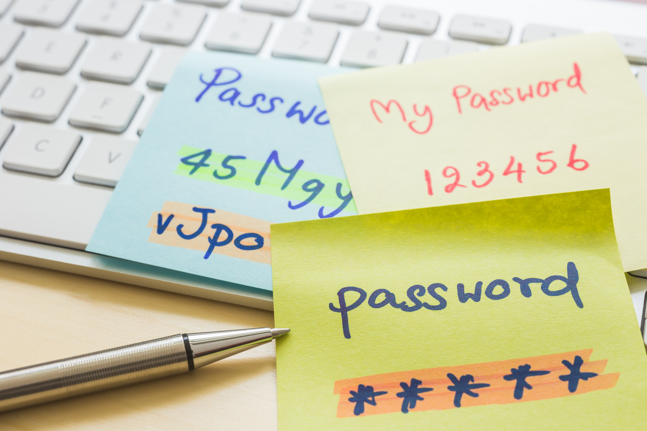 The fundamentals of password security