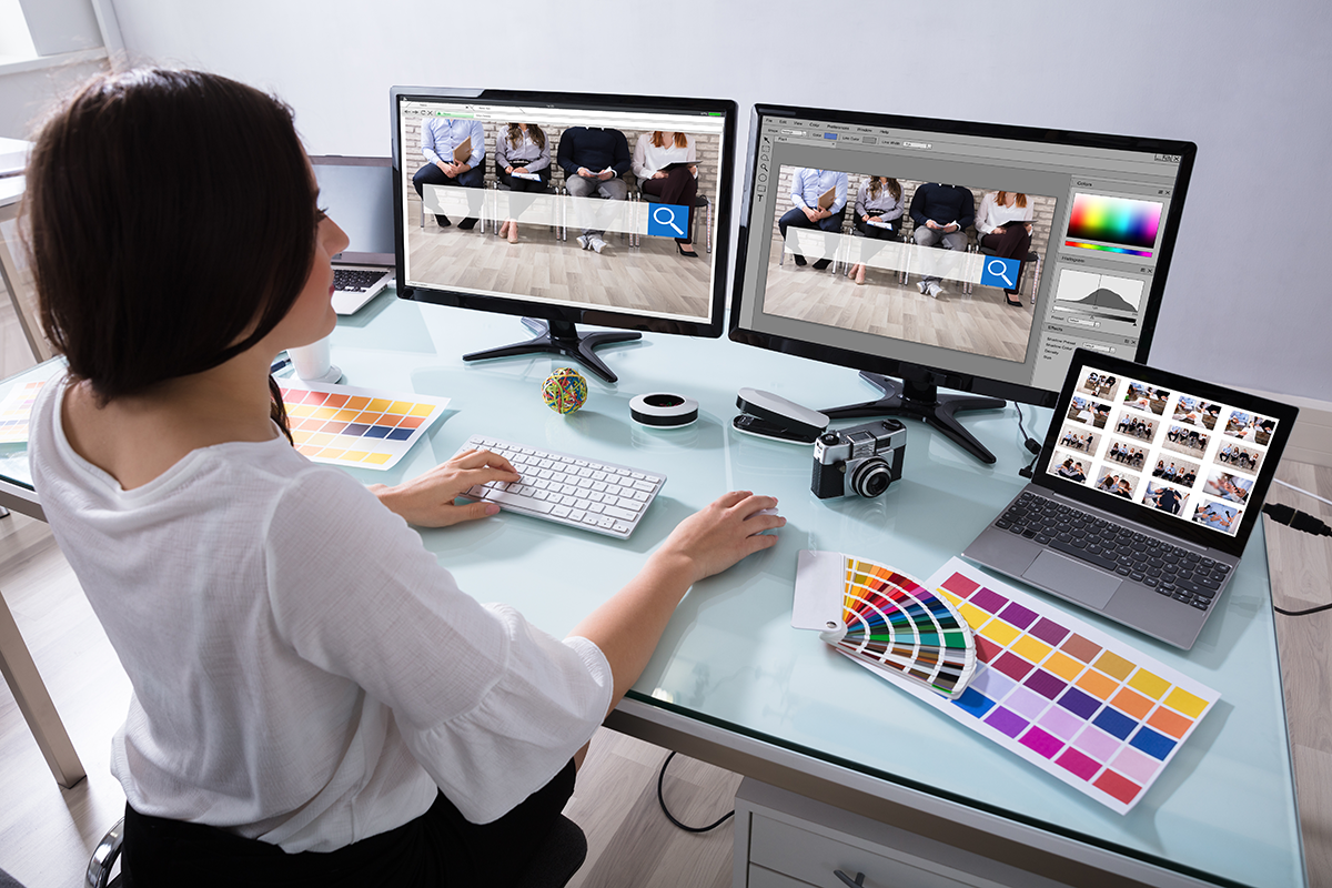 Will multiple monitors boost your productivity?