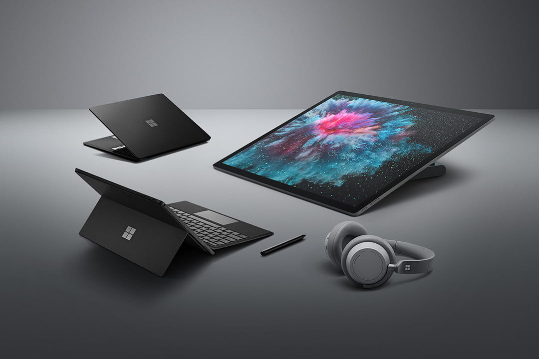 Touching the Surface - Microsoft's Surface Family keeps growing