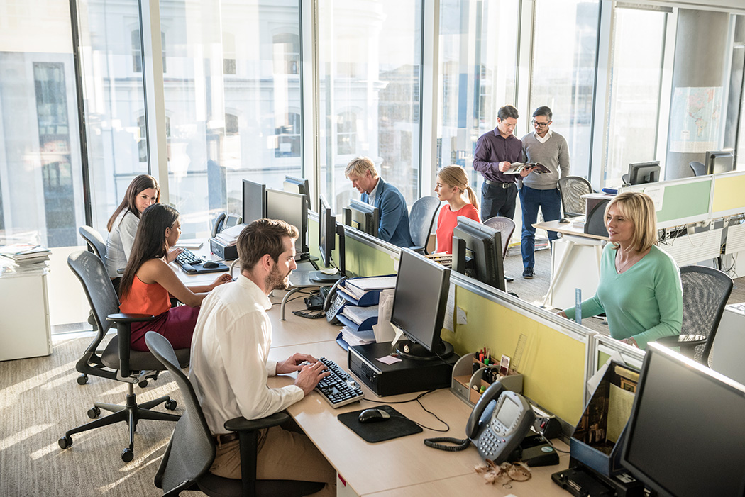 Boost your workplace's PC productivity