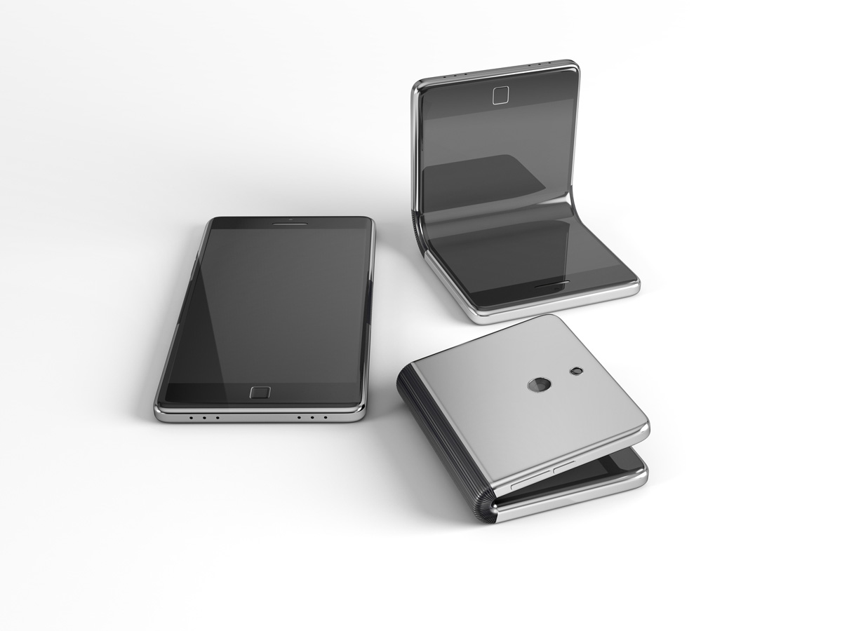 Will folding phones be the 3D TV of the mobile world?