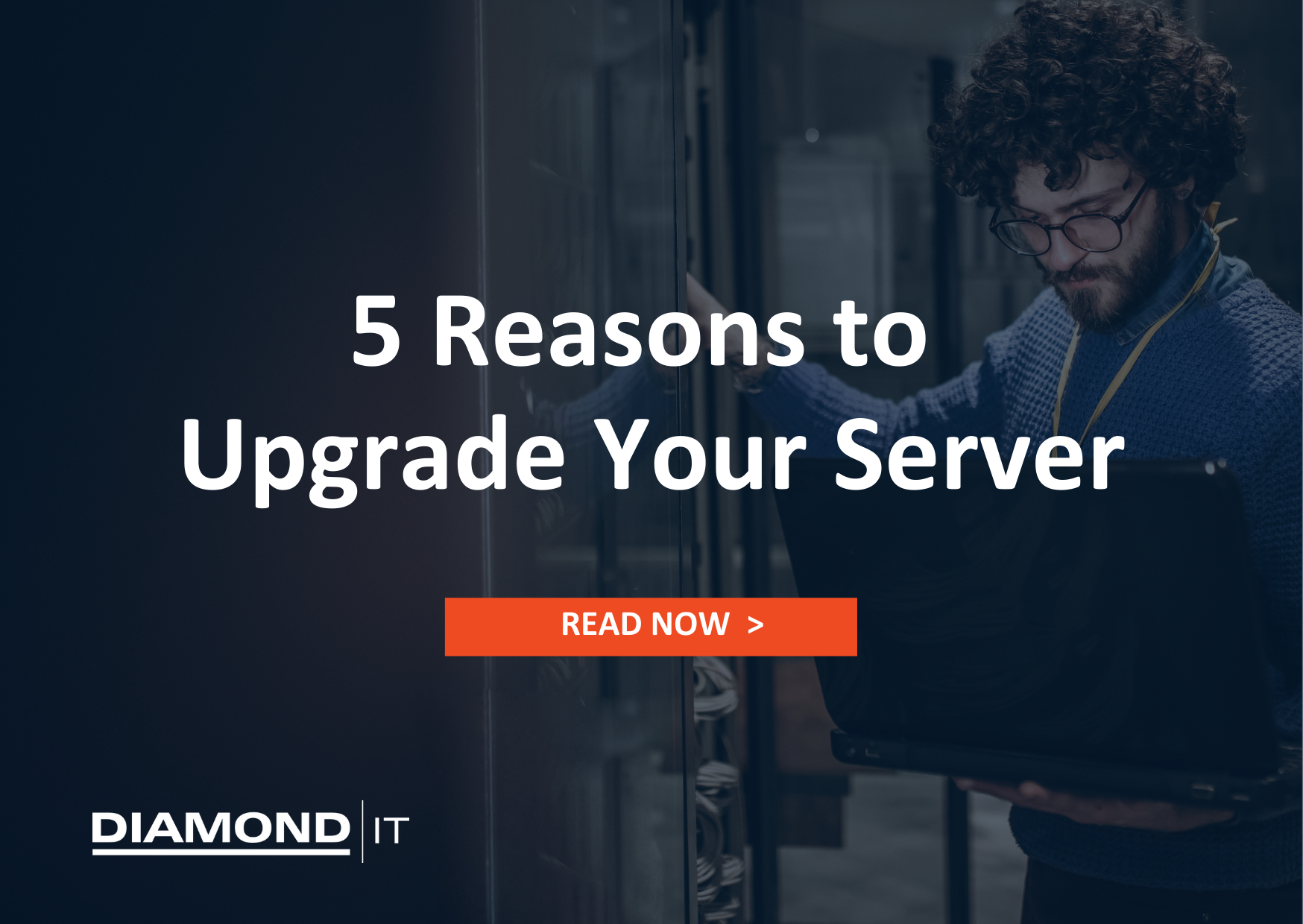 5 Reasons to Upgrade Your Server