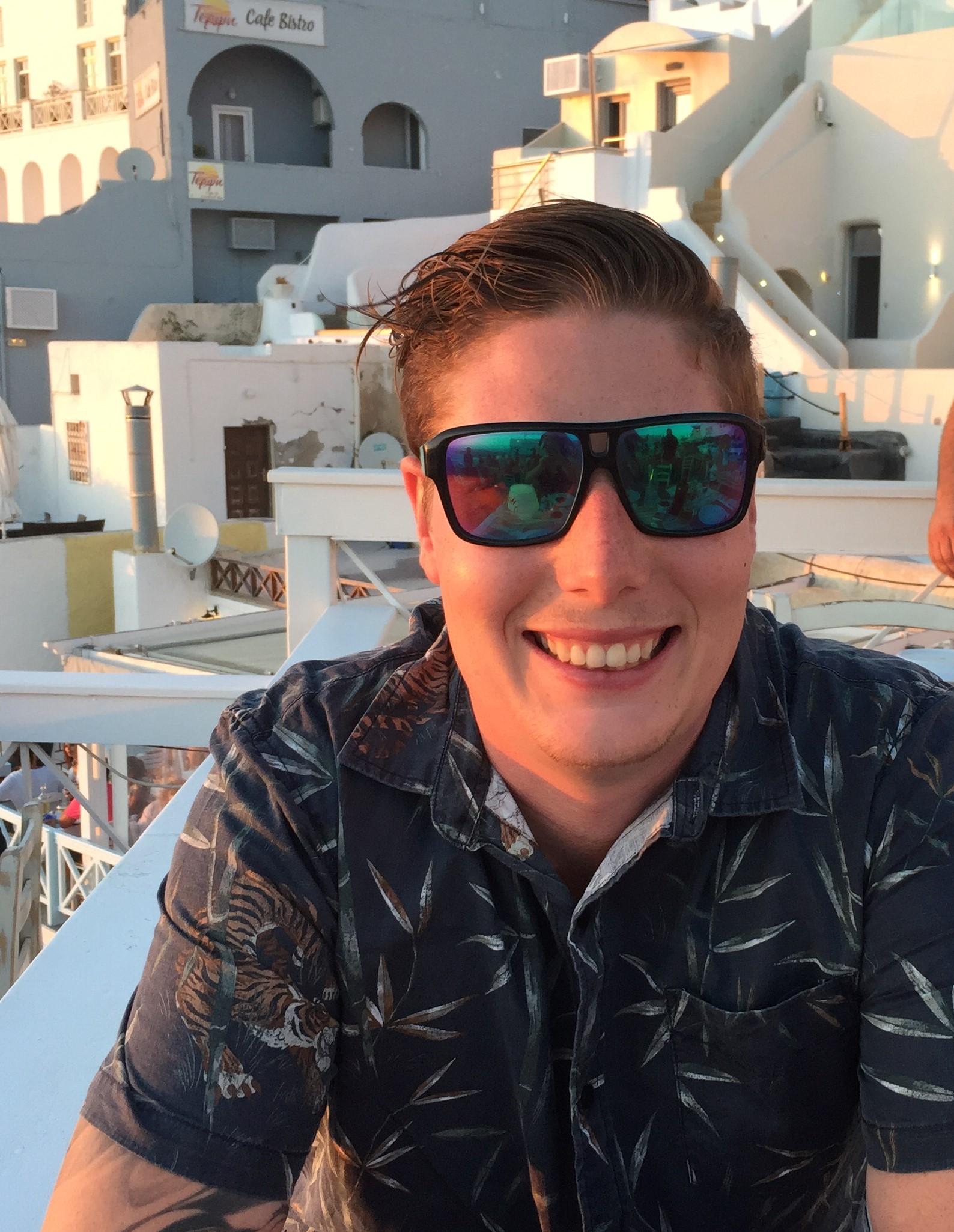 Employee Spotlight: Ryan Walsh