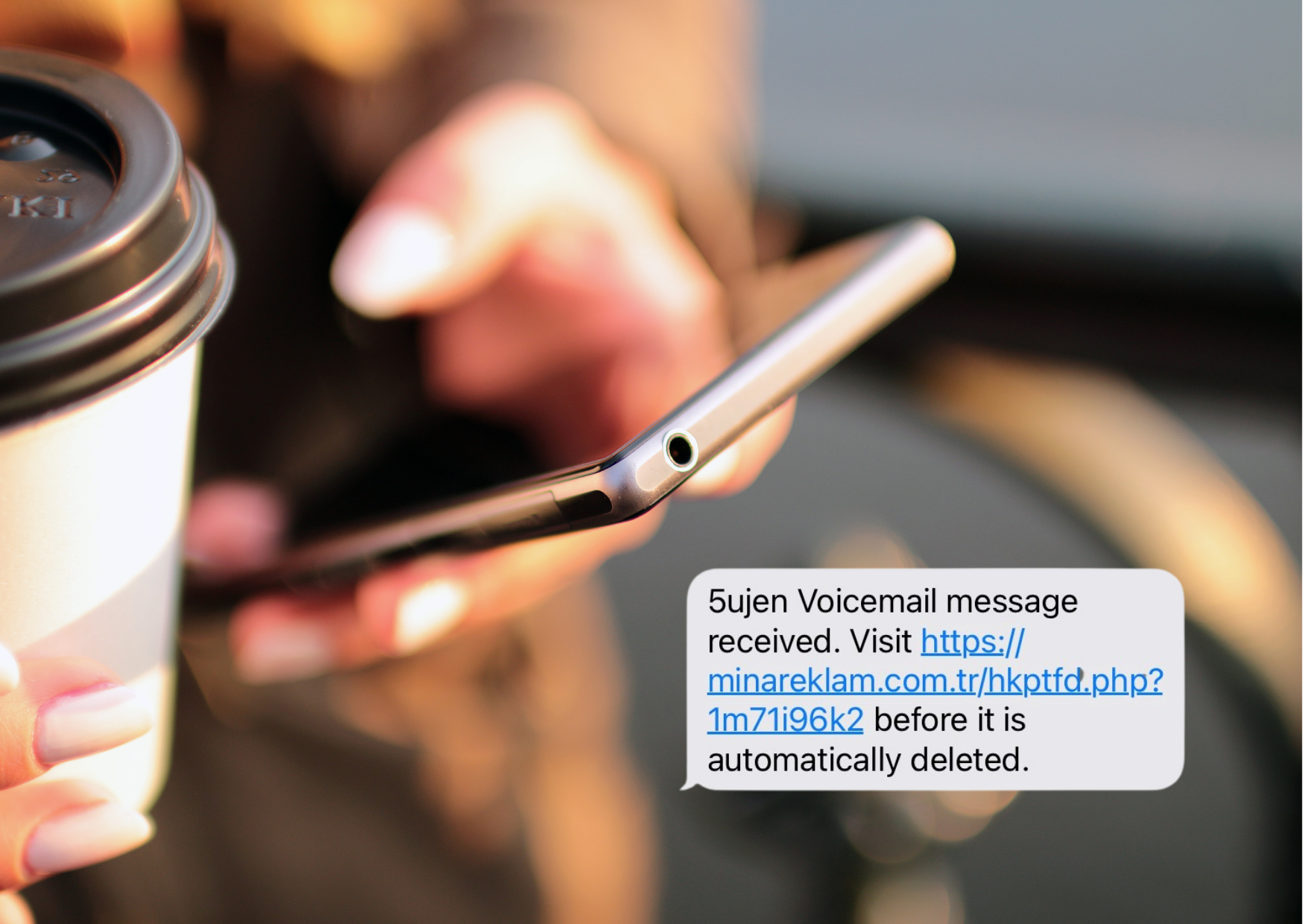 The Bizarre FluBot SMS Scam - What You Need to Know