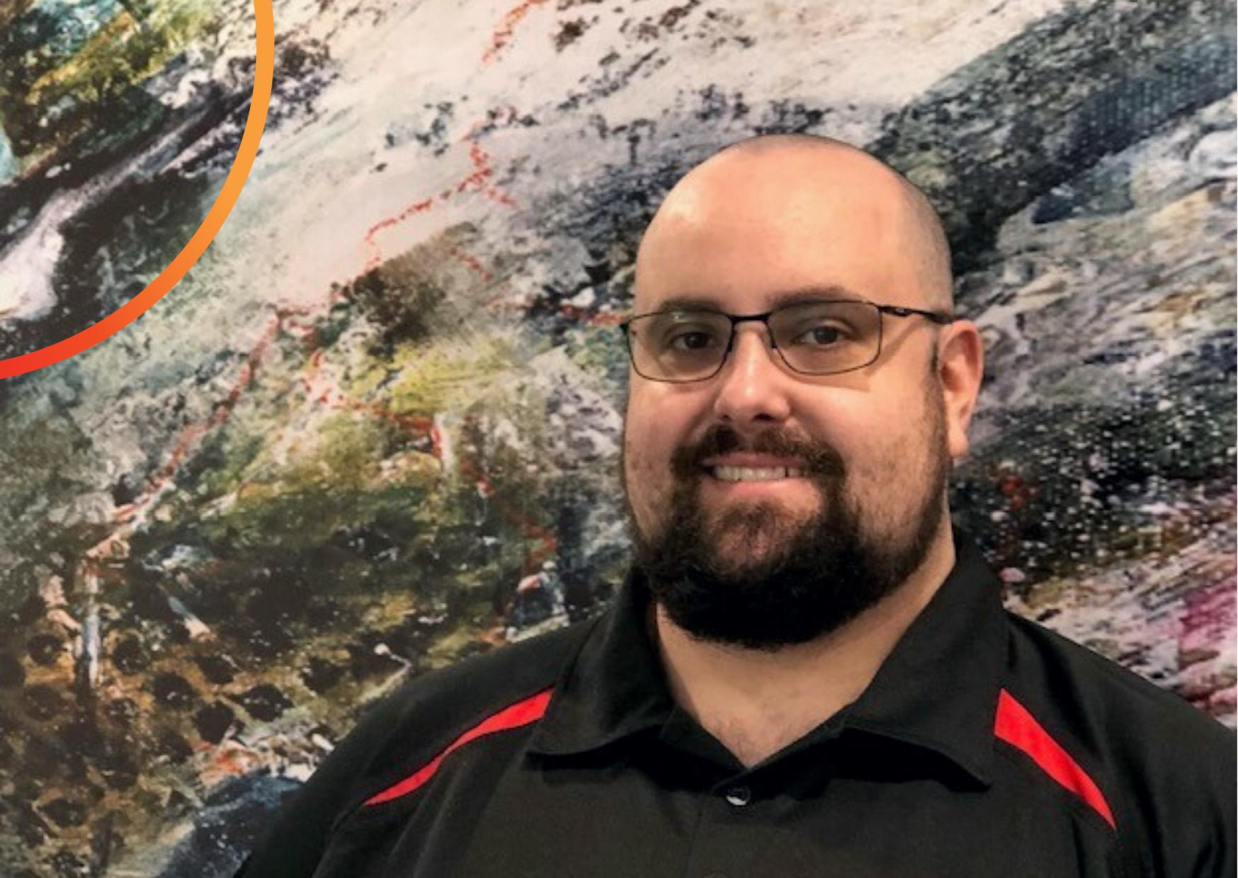 Meet our Systems Engineer - Drew Paczynski