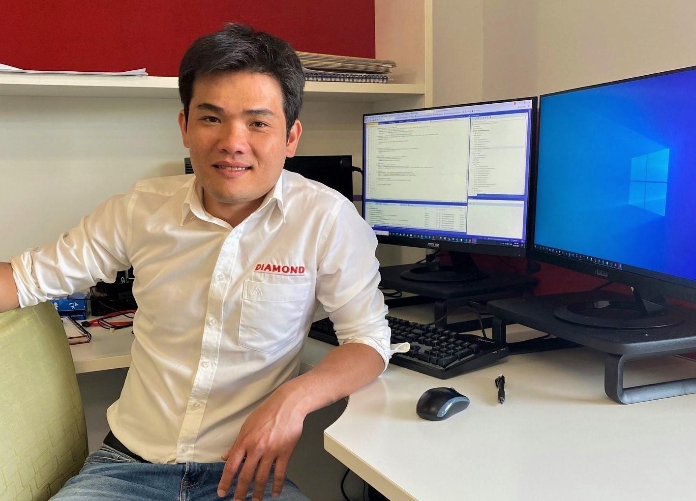Diamond IT's newest Azure Solutions Architect Expert