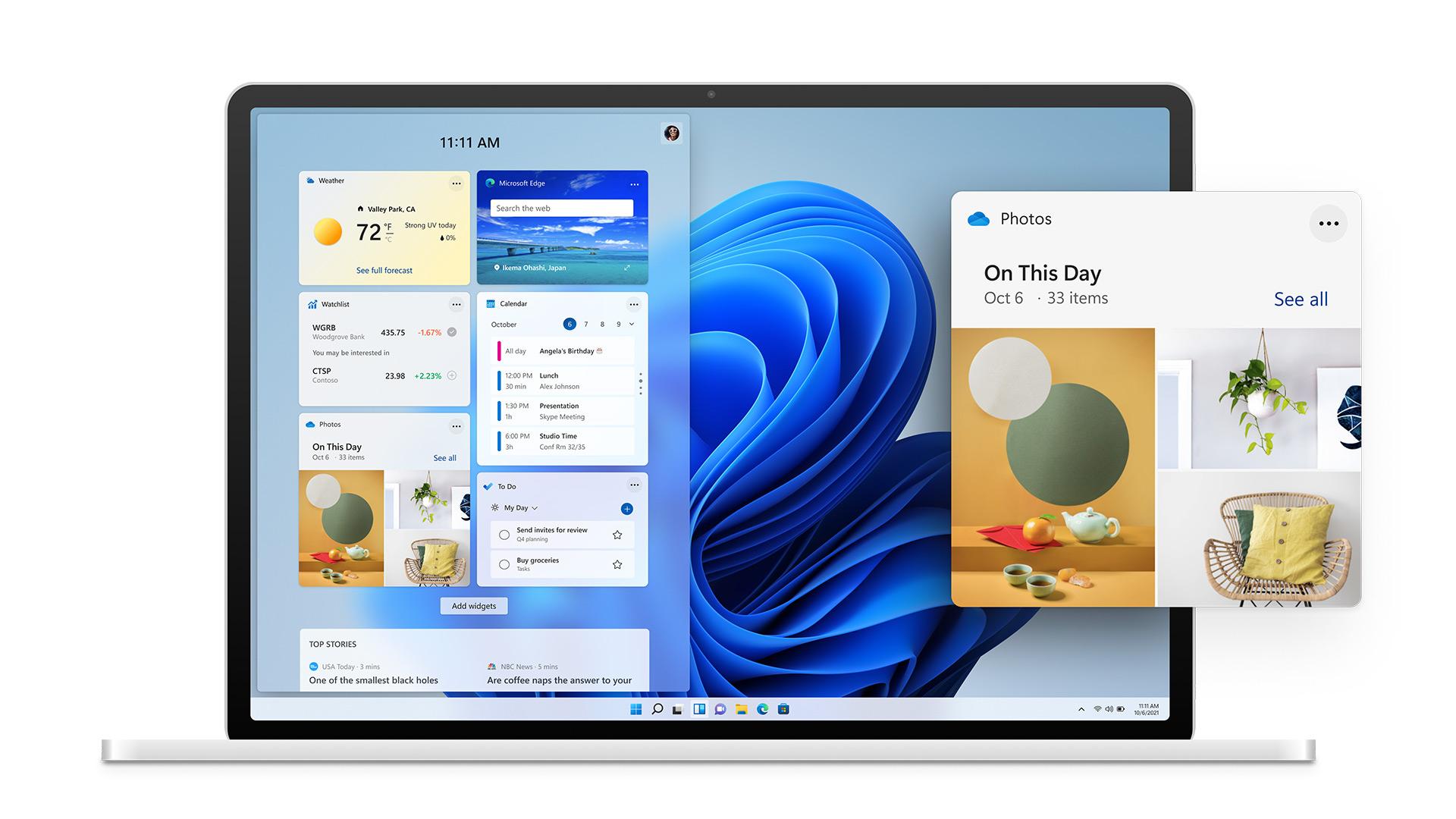 Modern, Fresh, Clean, Beautiful - Windows 11 Revealed